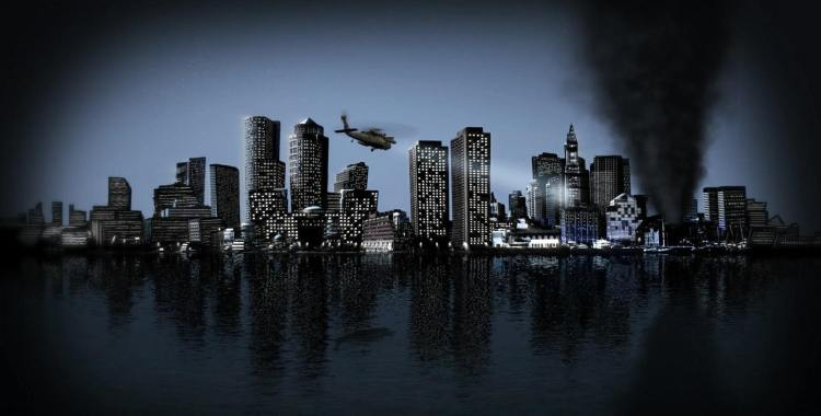 """Die Weisse Lilie: Krieg in Boston"" - Kapitel 1"