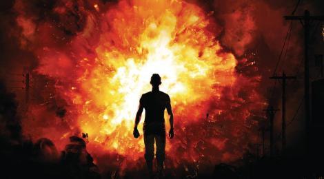 """Joe Hill: """"Fireman"""" (Heyne)"""