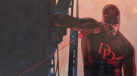 "Daredevil: ""So finster die Nacht"" (MARVEL/Panini Comics)"