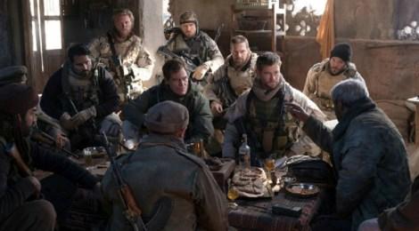 """Operation: 12 Strong"" (Concorde Filmverleih) +++Clip-Special & Gewinnspiel+++"