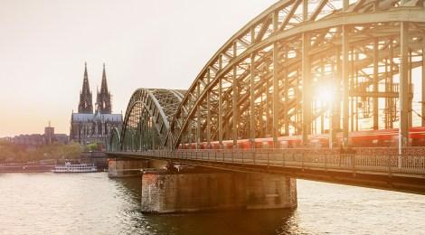 """DB Köln präsentiert: """"Köln, für uns bist du ein Gefühl"""" (Werbung)"""
