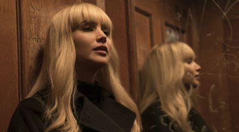 """RED SPARROW"" (20th Century Fox)"
