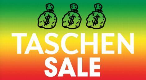 TASCHEN – Sale vom 08. - 12. Juli 2020 in Köln und Berlin oder im Web-Shop!