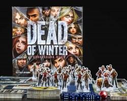Dead of Winter: Gli Zombie Stanno Arrivando e solo voi Potrete Fermarli!
