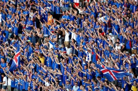 L' 8% della popolazione islandese in un' unica foto!