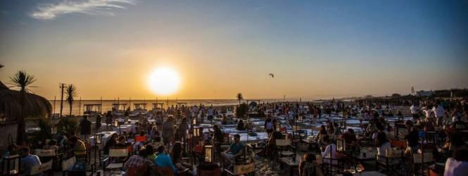Da Ibiza a Fregene: il Singita si tinge di fluo