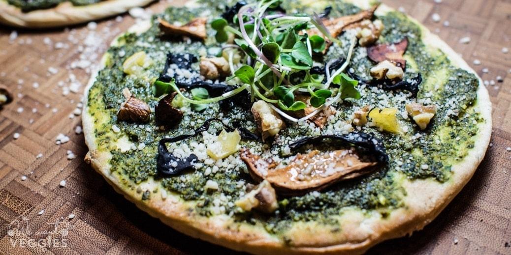 Forager Pita Pizza