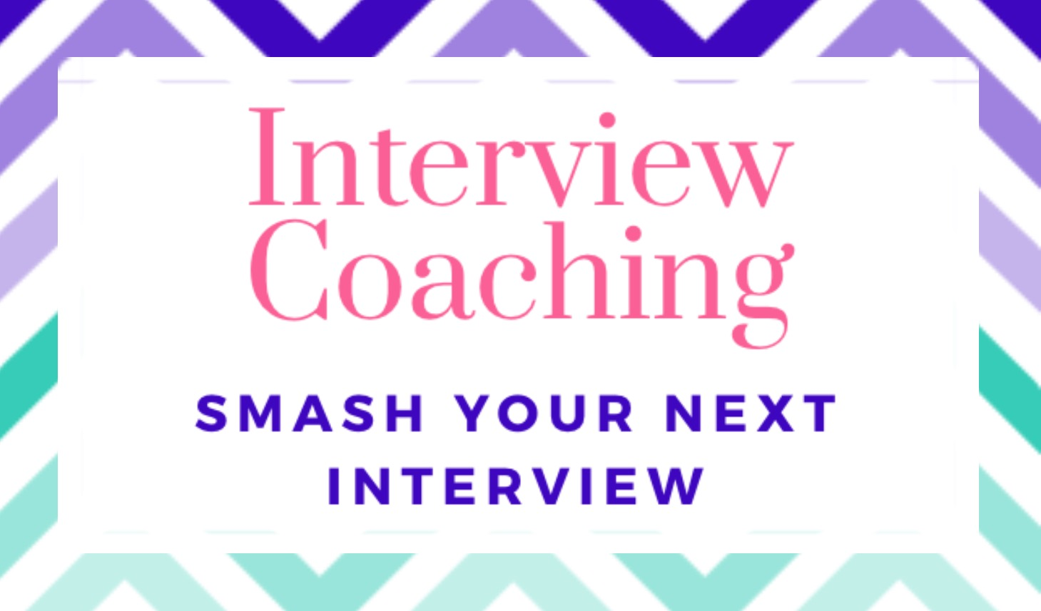 CV Creation Service combined with Interview coaching
