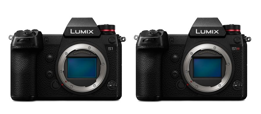LUMIX S1 and S1R | Full specs for Panasonic's full-frame mirrorless duo