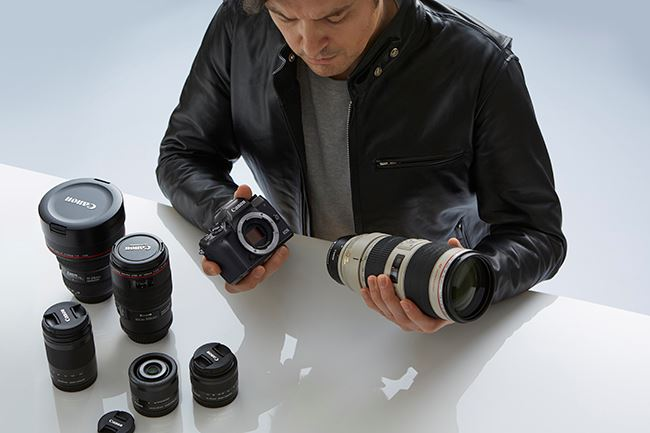 Canon EOS M5 Compact System Camera Sample Images