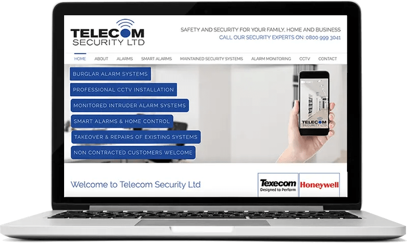 Telecom Security Ltd - Burglar Alarm Company