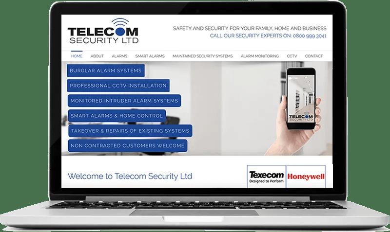 Telecom Security Ltd - Burglar Alarm Company