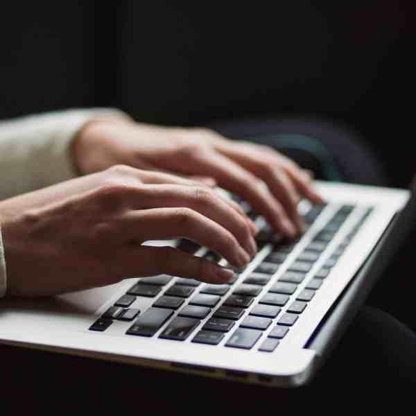 Building a brand through blogging