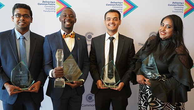 WEYE founder wins Commonwealth Young Person of the year Award 2020