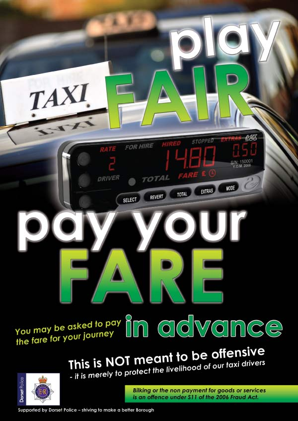 Image result for cab bilking