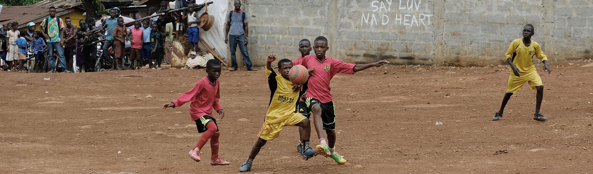 Football for Child Development-1