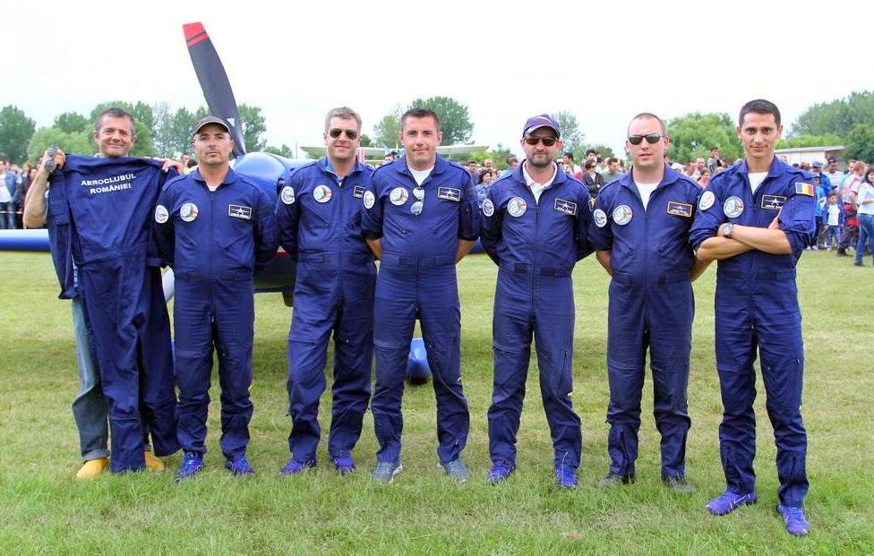 World Formation Aerobatics
