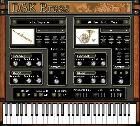 Download Free DSK Brass plugin Vsti Crack