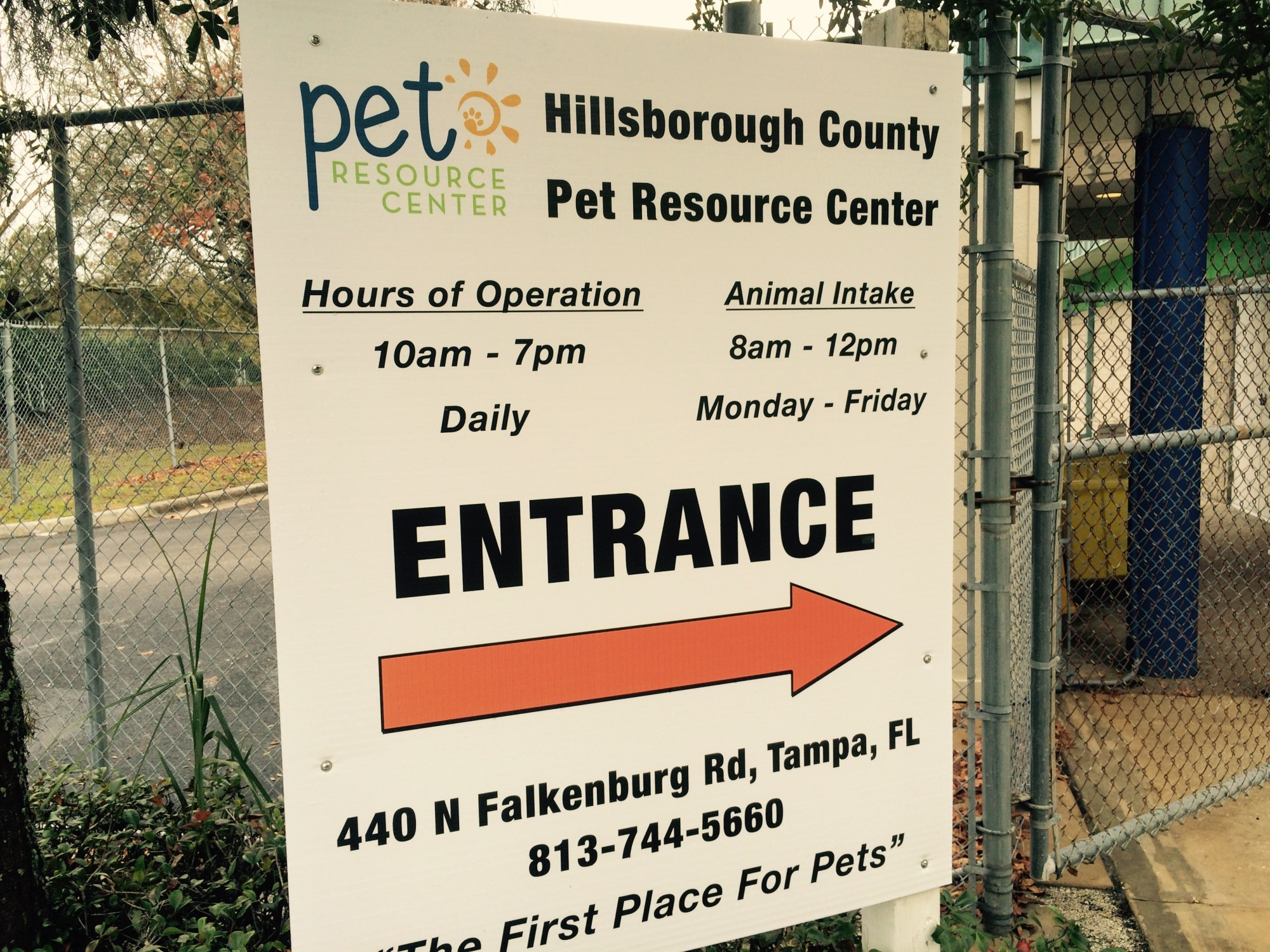 Hillsborough County pet resources_103456