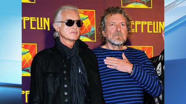 Led Zeppelin and Jimmy Page_163373