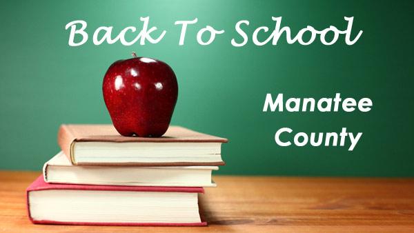 Manatee County School Calendar 2016 2020 BACK TO SCHOOL: Manatee County