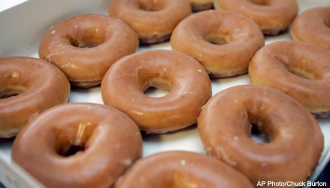 krispy kreme doughnuts_86921