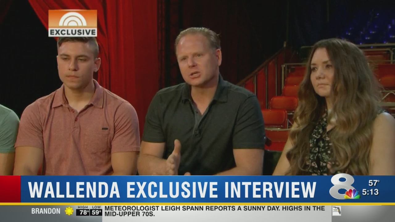 EXCLUSIVE: Wallenda stunt team talks for first time about high wire