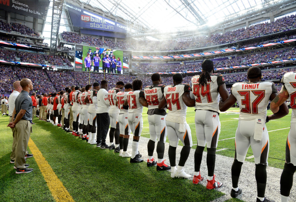 Tampa Bay Buccaneers v Minnesota Vikings_459072