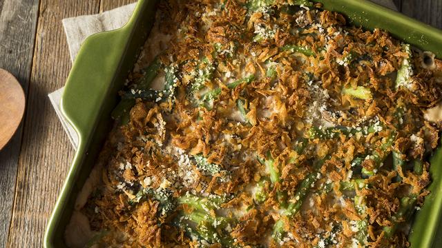 Homemade Green Bean Casserole_498251