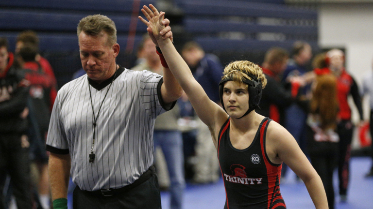 Texas Transgender Wrestler_574305
