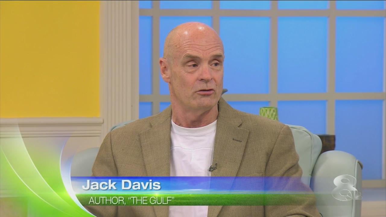Pulitzer Prize Winner, Jack Davis