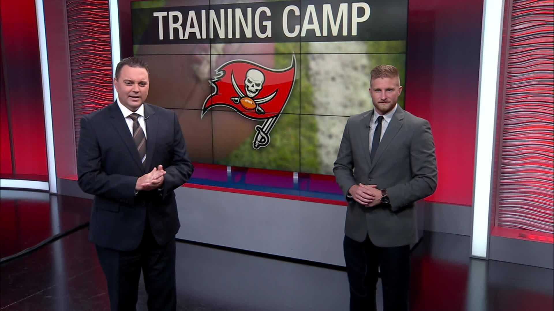 Pewter Report Camp Update on Super Sports Sunday