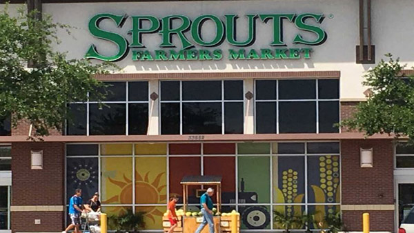 Sprouts Farmers Market hiring 150 people for new Riverview