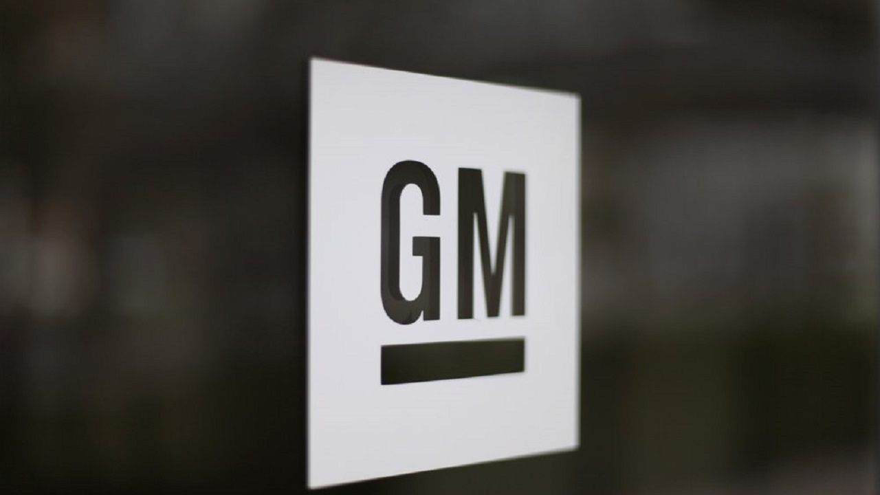 GENERAL MOTORS logo GM