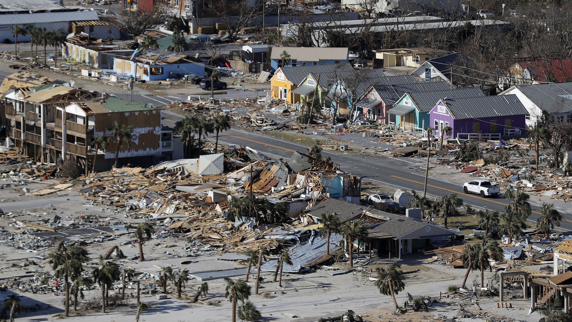 Mexico Beach Hurricane Michael