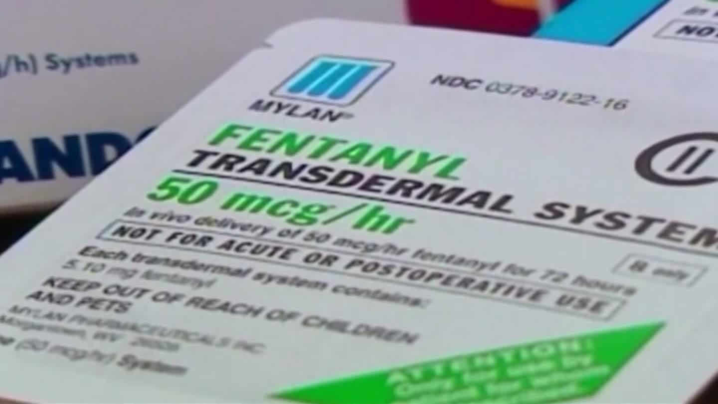 Lawmakers Introduce Fentanyl Sanctions Act
