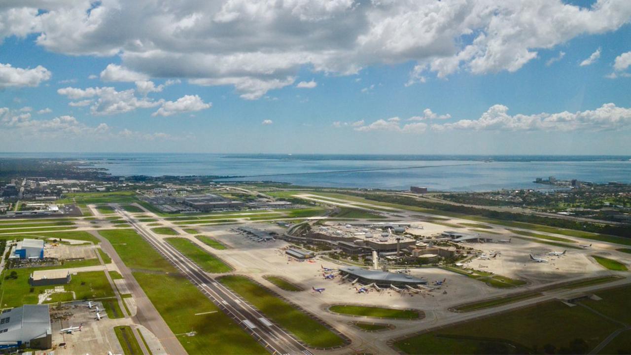 TIA Tampa International Airport