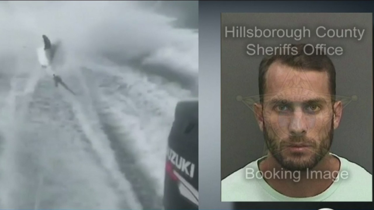 Final shark dragging suspect asking Hillsborough judge to dismiss animal cruelty charge