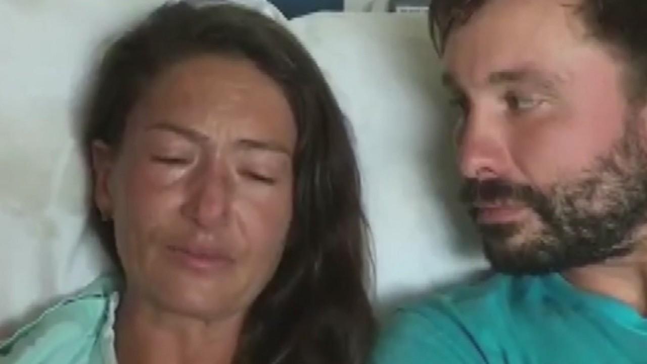 Missing hiker found alive after 2 weeks