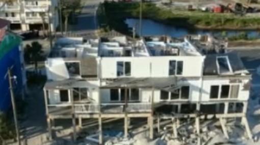 President Trump to visit hurricane damaged Florida Panhandle