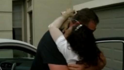 Tampa woman meets North Carolina man who saved her life