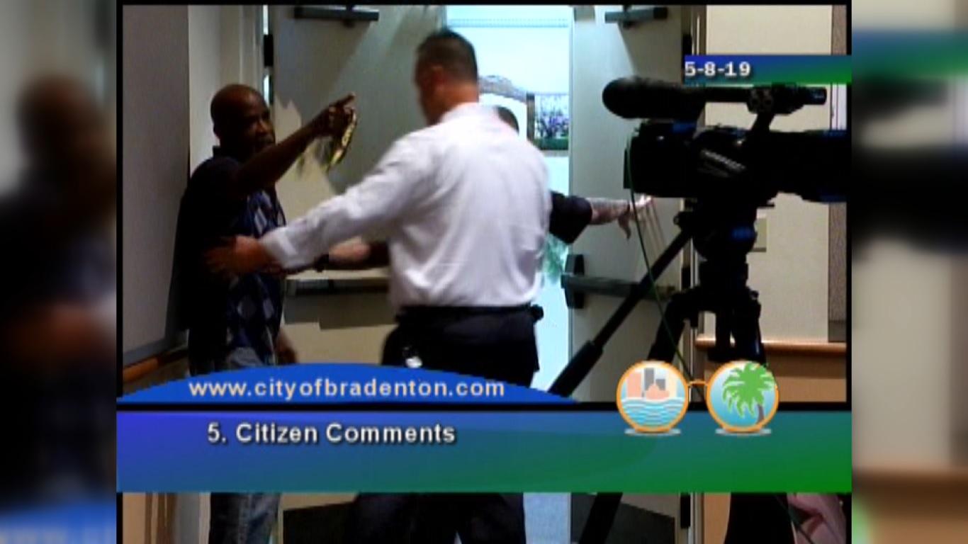NAACP arrest