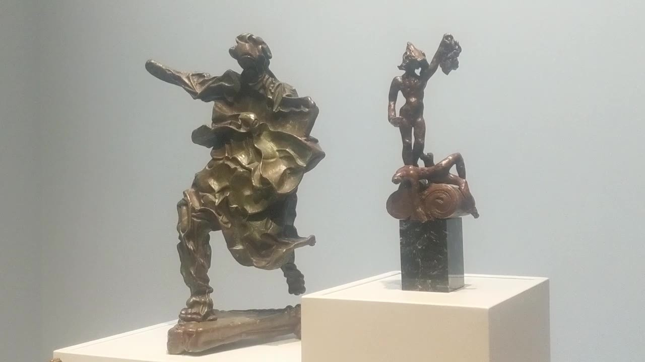Welcome to Florida: Visit 3 new exhibitions at the Dalí Museum