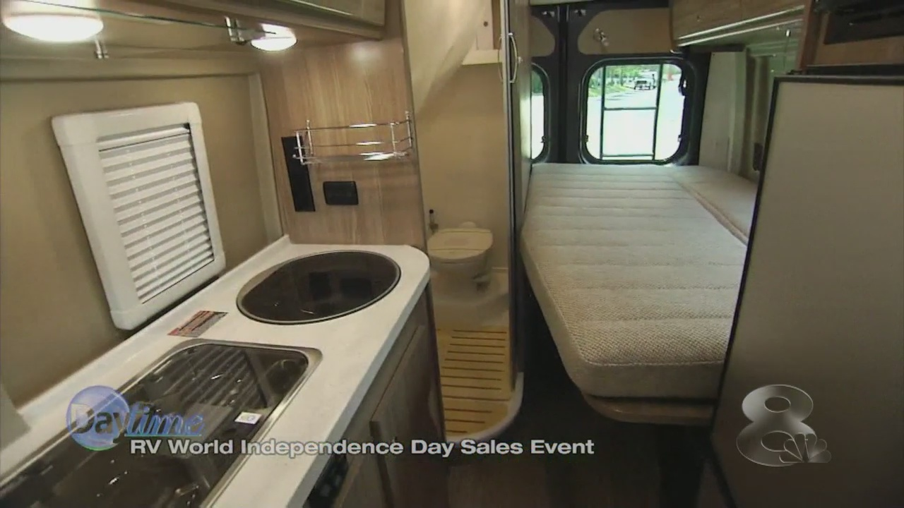 RV World Independence Day Sales Event
