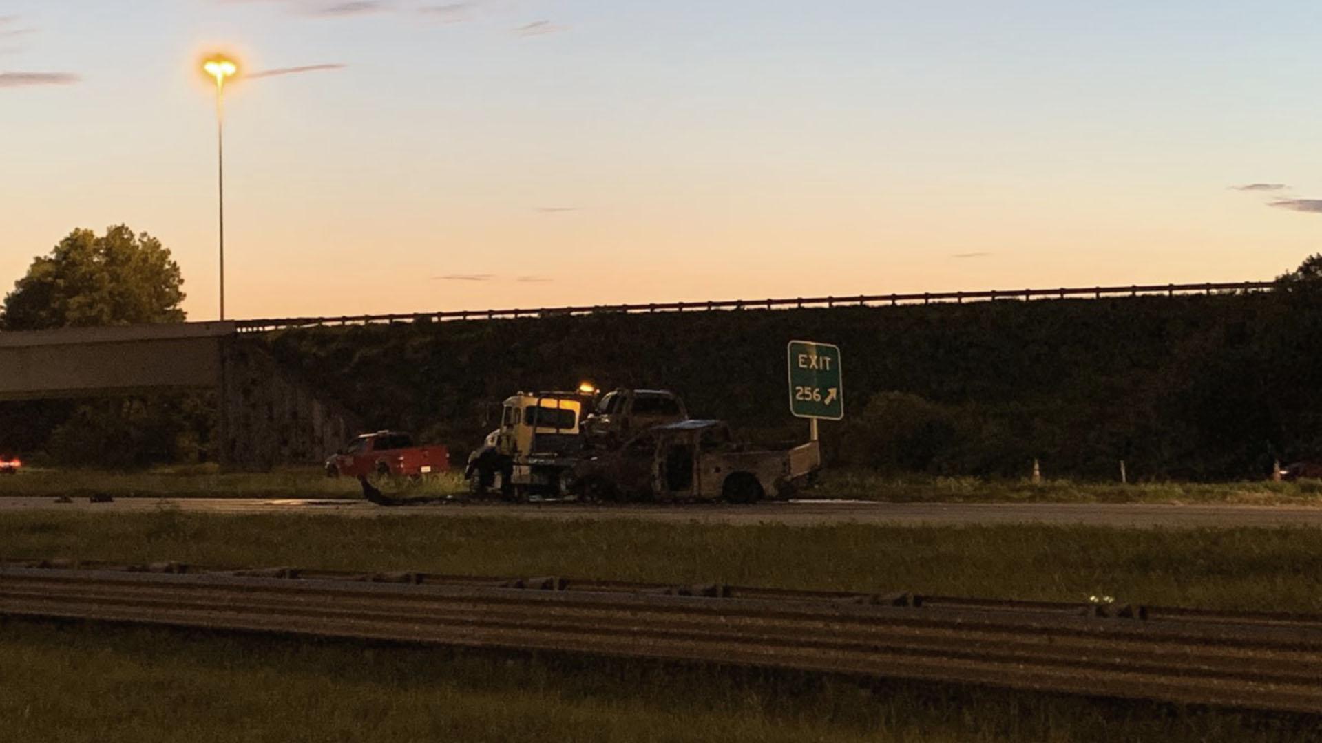 Victim identified following fatal I-75 crash in Hillsborough County
