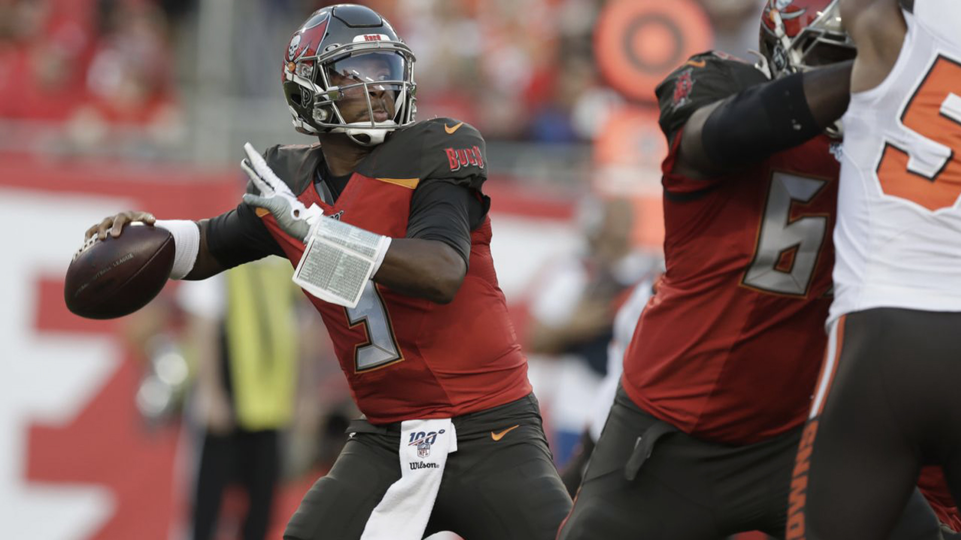 d272ef6e Buccaneers rally late, beat Browns 13-12 on rookie's FG | WFLA