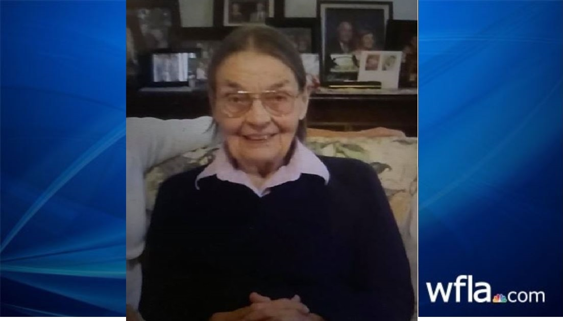 94-year-old missing Citrus County woman found dead | WFLA