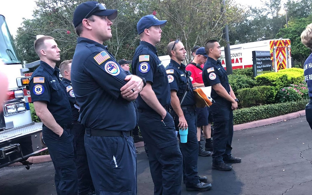 Tampa Bay crews ready to help as Hurricane Dorian threatens