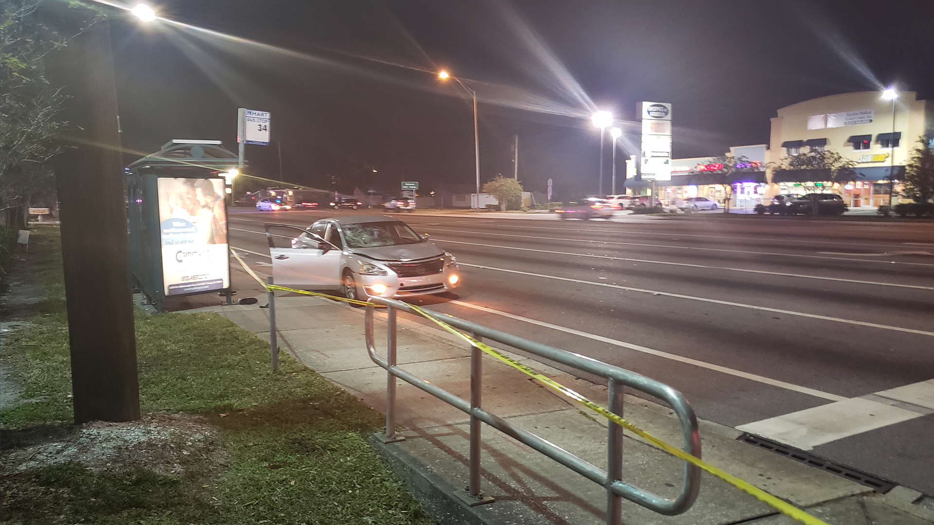 Police Investigating Pedestrian Hit By Car In Tampa Wfla