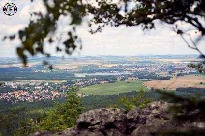 Blick auf Zittau